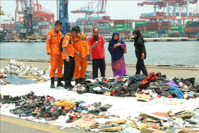 Cảng Tanjung Priok, Indonesia