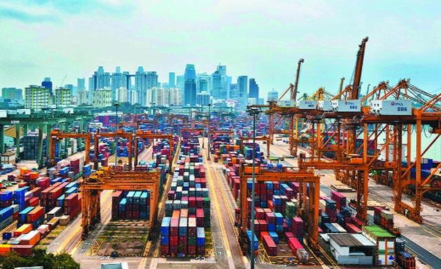 Cảng Thâm Quyến rộng lớn