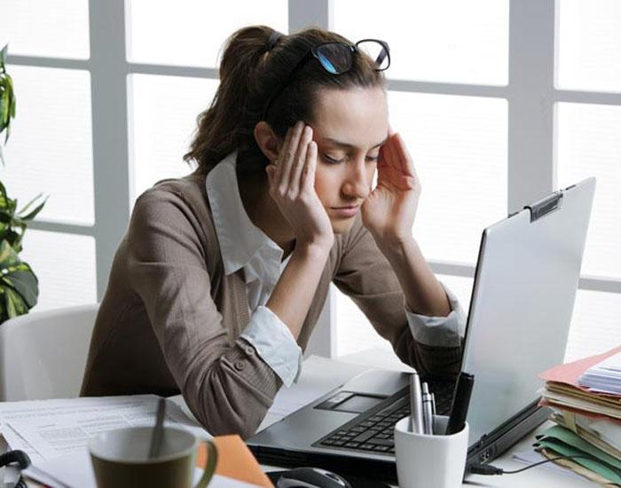 Căng thẳng kéo dài cũng là nguyên nhân gián tiếp gây ung thư cổ tử cung