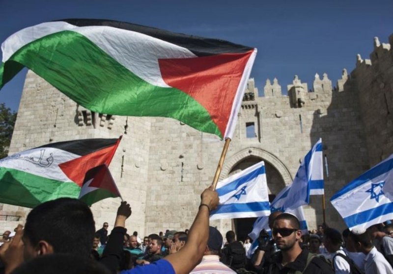 Căng thẳng giữa Israel và Palestine leo thang