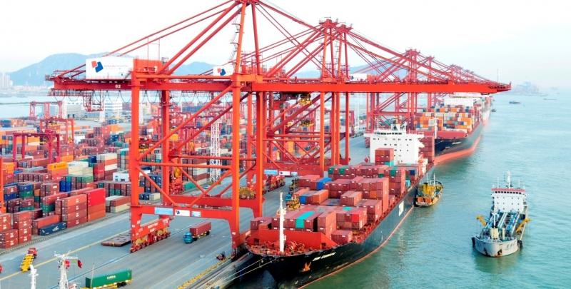 Cảng Thiên Tân lớn thứ 10 trên Thế Giới