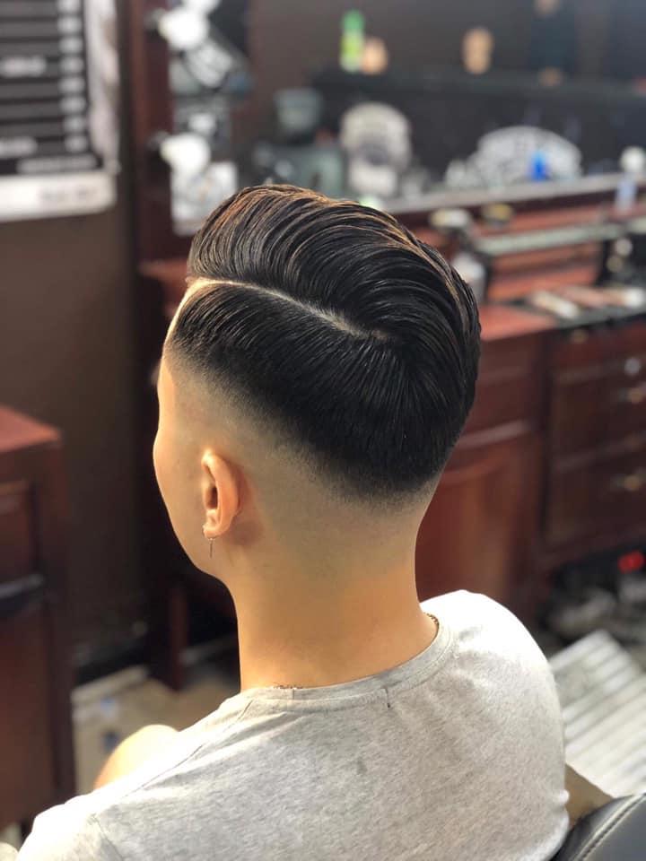 Mẫu tóc được yêu thích tại Cảnh Barber Shop