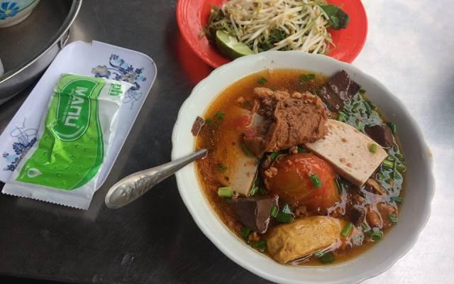 Canh Bún, Bún Riêu & Chả Ốc
