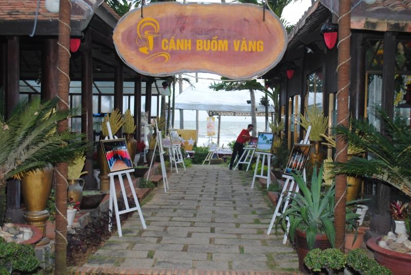 Cánh Buồm cafe