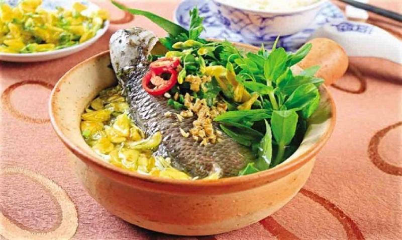 Món ăn  đặc sản của Ninh Bình