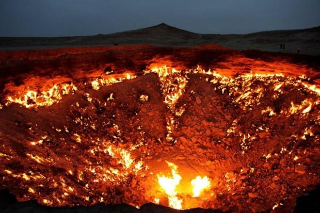 Cánh cổng tới Địa ngục – Turkmenistan