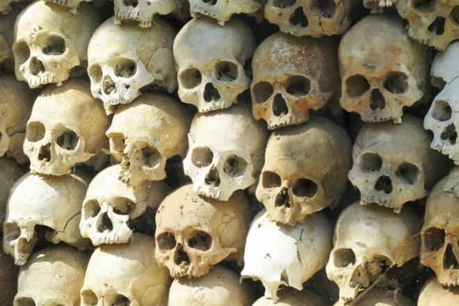 Cánh đồng chết – Campuchia
