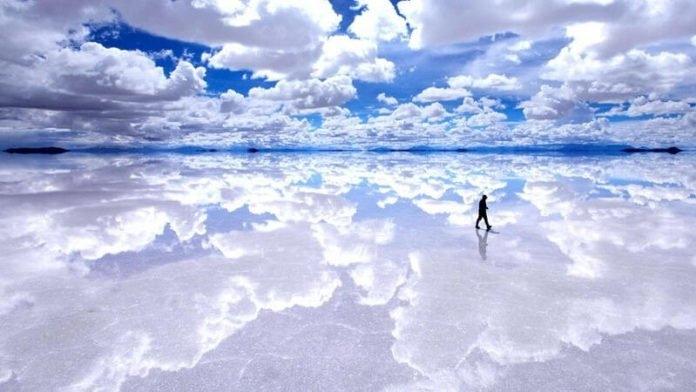 Cánh đồng muối Salar De uyuni – Bolivia