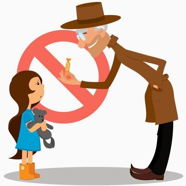 Hãy dạy con cảnh giác với những lời gạ gẫm