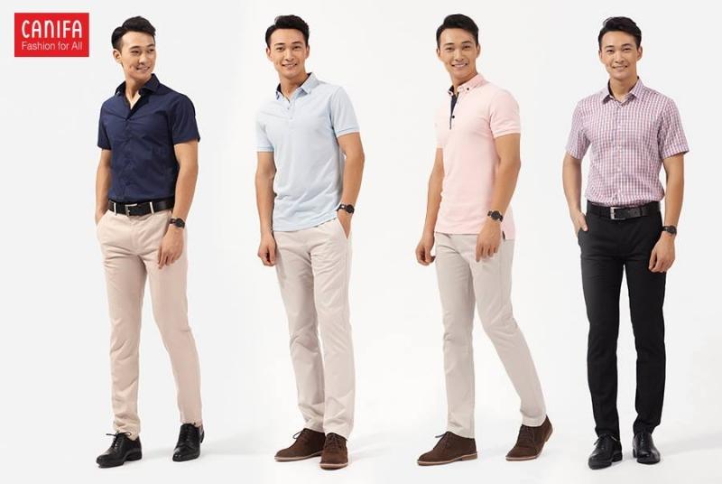 Canifa - Shop bán quần kaki nam đẹp và chất lượng nhất TP. HCM