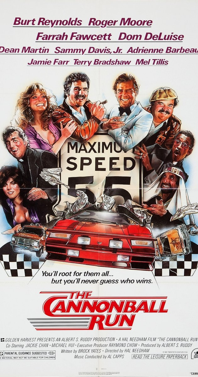 Bộ phim có thể là cảm hứng cho nhiều bộ phim về đua xe khác sau này