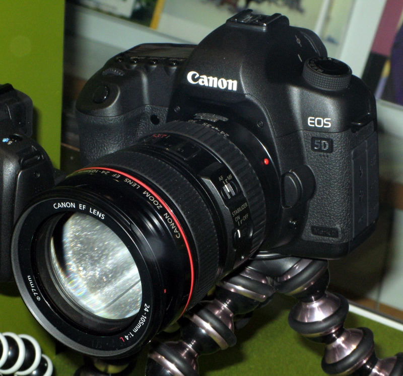 Canon EOS 5D Mark II - máy ảnh có tầm ảnh hưởng lớn nhất