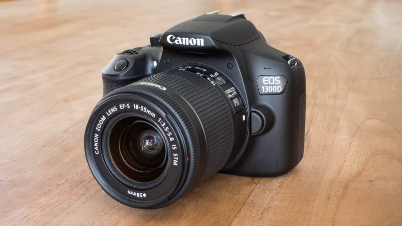Canon EOS Rebel T6 ( EOS 1300D)
