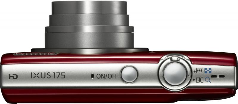 Mặt nghiêng của Canon IXUS 175