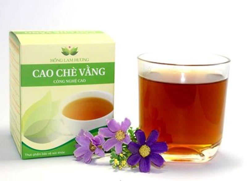 Cao chè vằng Hồng Lam Hương