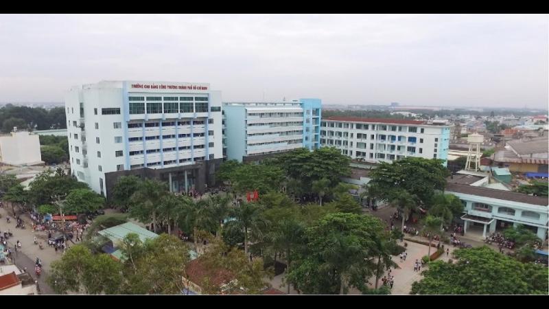 Trường CĐ Công Thương TP HCM