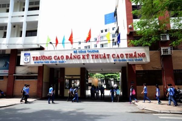 Trường CĐ Kĩ Thuật Cao Thắng