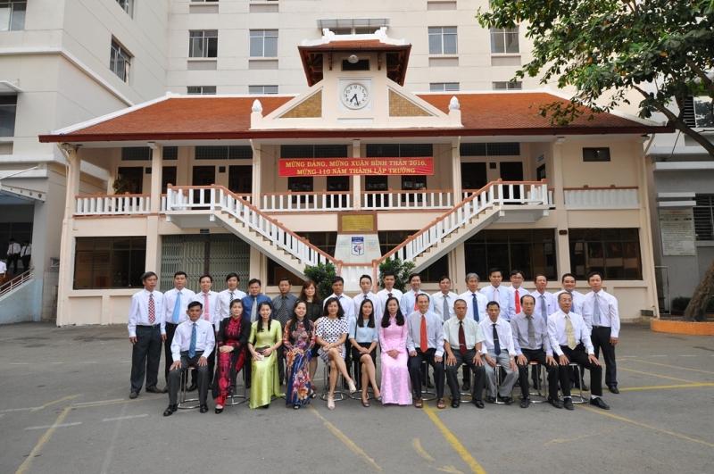 Cao đẳng Kỹ thuật Cao Thắng
