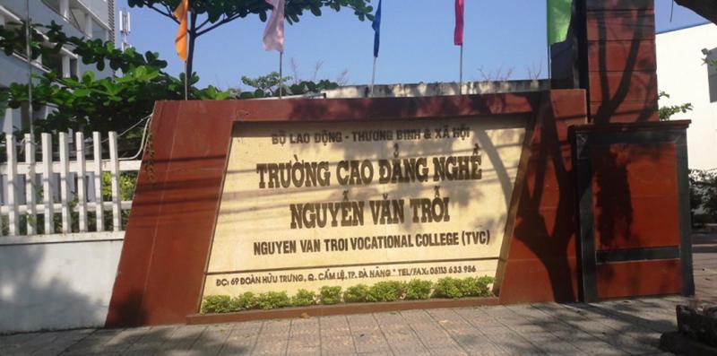 Cao Đẳng Nghề Nguyễn Văn Trỗi