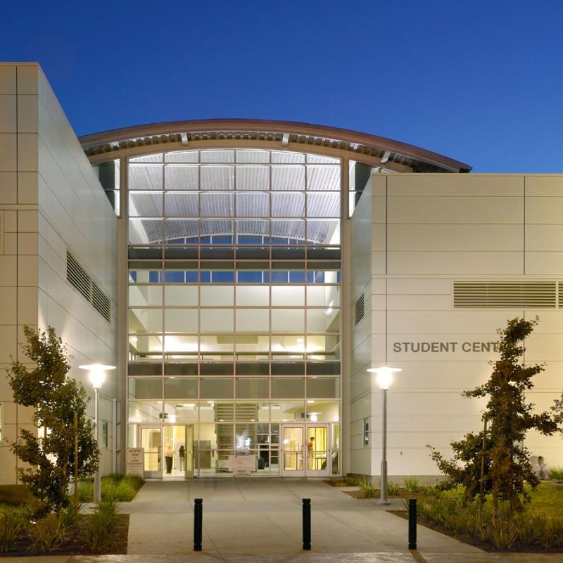 Khu nhà dành cho sinh viên tại SJCC