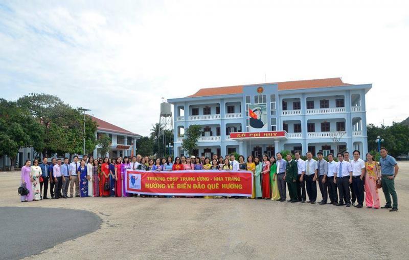 Cao đẳng sư phạm Trung ương Nha Trang