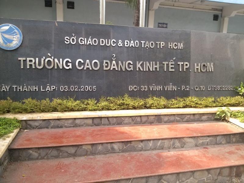 Trường Cao Đẳng Kinh Tế TP HCM