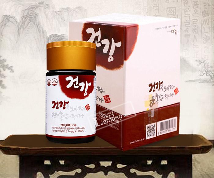 Cao Hồng Sâm Daedong 240g – 7mg/g: