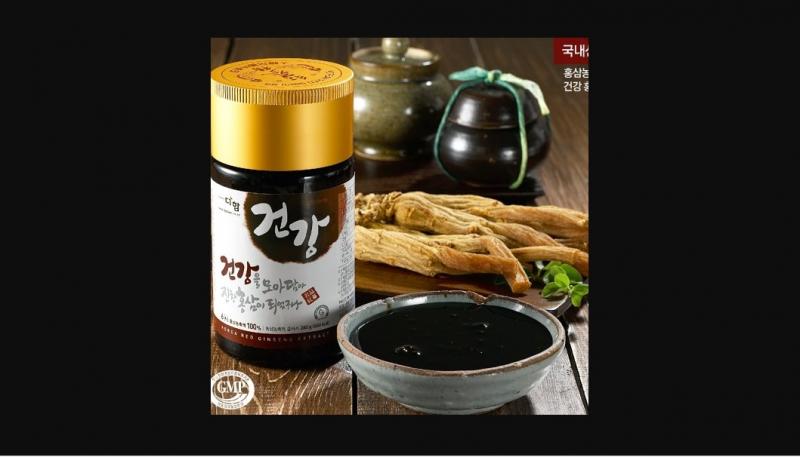 Cao Hồng Sâm Nguyên Chất 100% Daedong Korea Ginseng