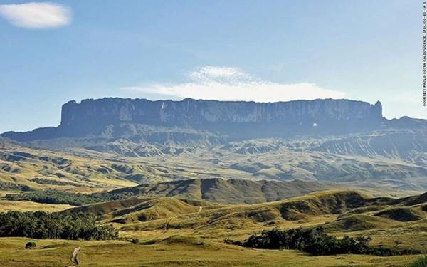 Cao nguyên Braxin tại Nam Mỹ