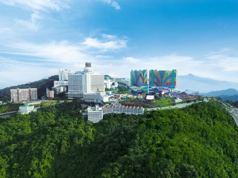 Cao nguyên Genting tại Malaysia