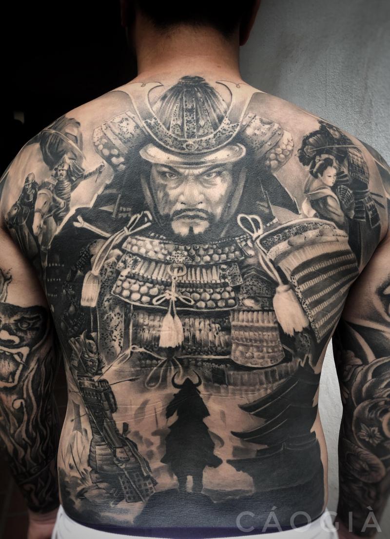 Cáo Tattoo