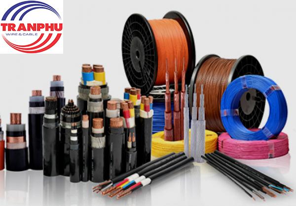 Sản phẩm dây và cáp điện Trần Phú được xác nhận đạt tiêu chuẩn TCVN do Tổng cục Tiêu chuẩn- Đo lường- Chất lượng cấp