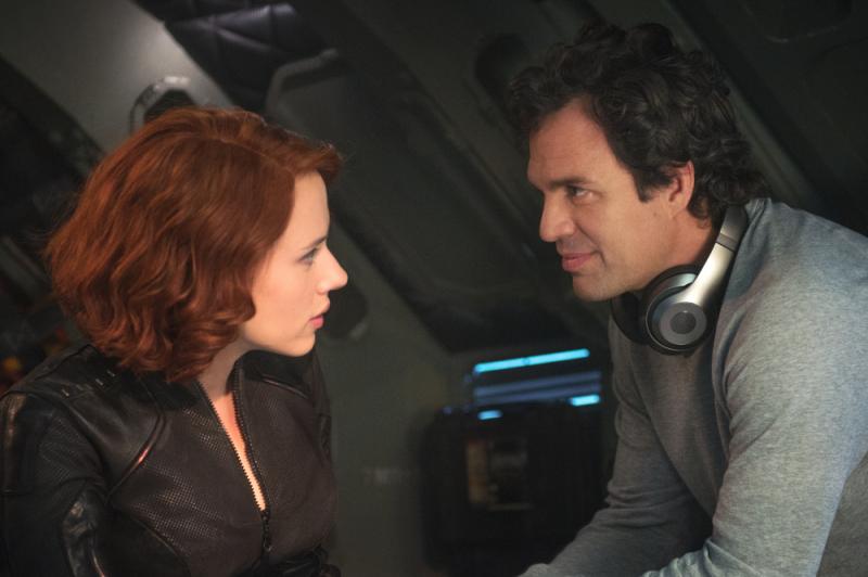 Natasha Romanoff – Black Widow & Bruce Banner – The Hulk