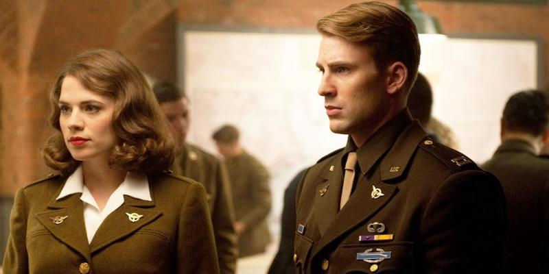 Steve Roger – Captain America & Peggy Carter
