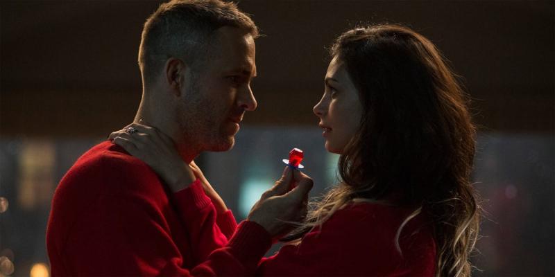 Wade Wilson – Deadpool & Vanessa Carlysle