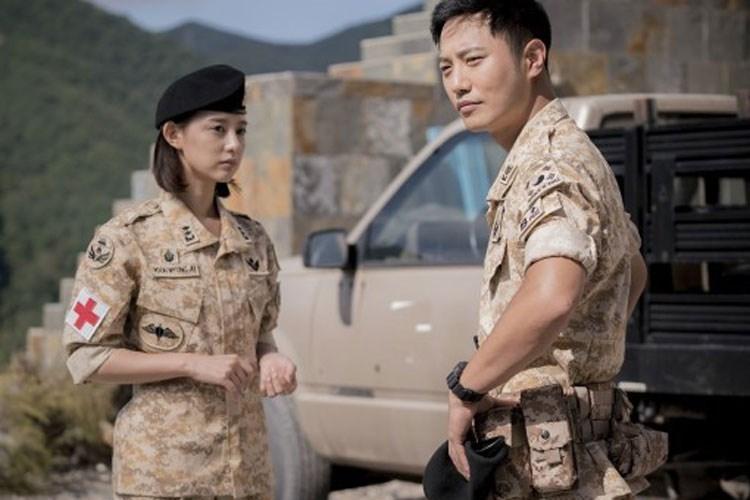Jin Goo - Kim Ji Won
