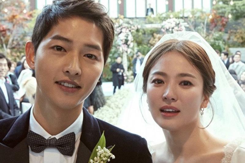 Hình ảnh đám cưới của cặp đôi đinh đám một thời