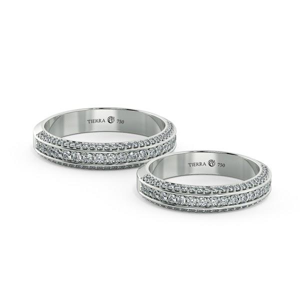 Cặp nhẫn cưới Eternity NCC0001