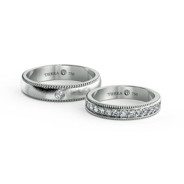 Cặp nhẫn cưới Eternity NCC0008