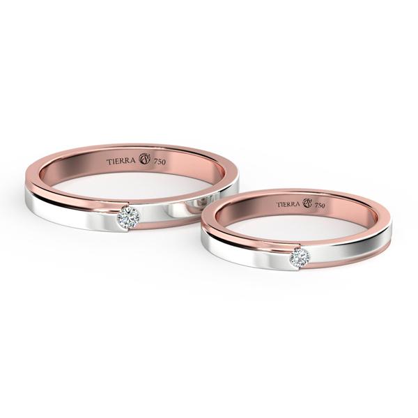 Cặp nhẫn cưới hiện đại NCC2001