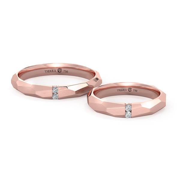 Cặp nhẫn cưới hiện đại NCC2004