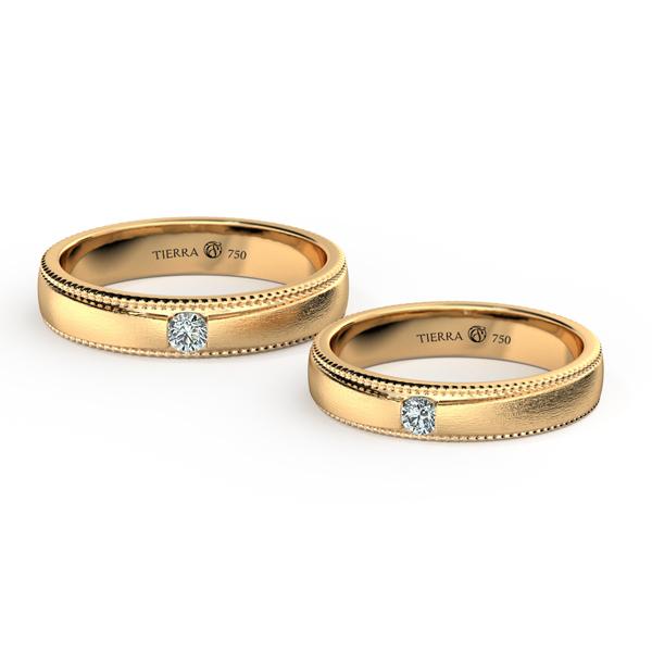 Cặp nhẫn cưới kim cương NCC3004