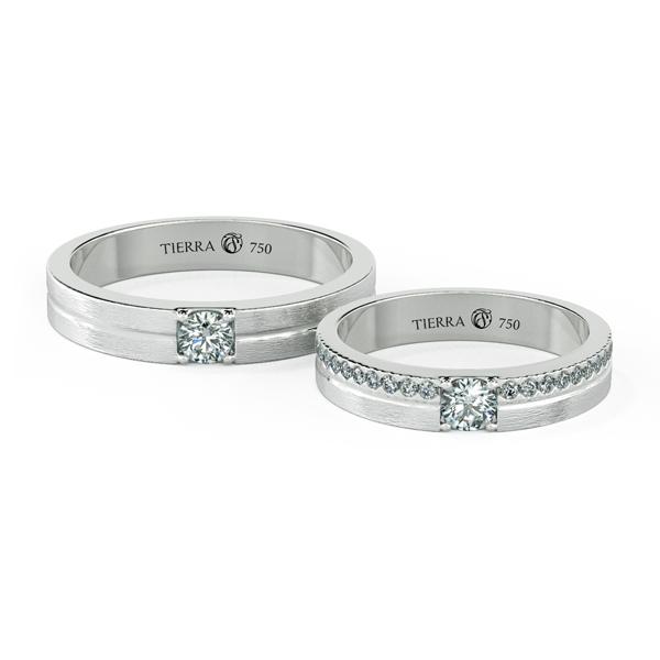 Cặp nhẫn cưới kim cương NCC3009