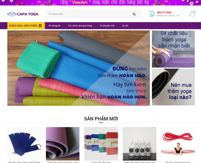 CAPA Yoga