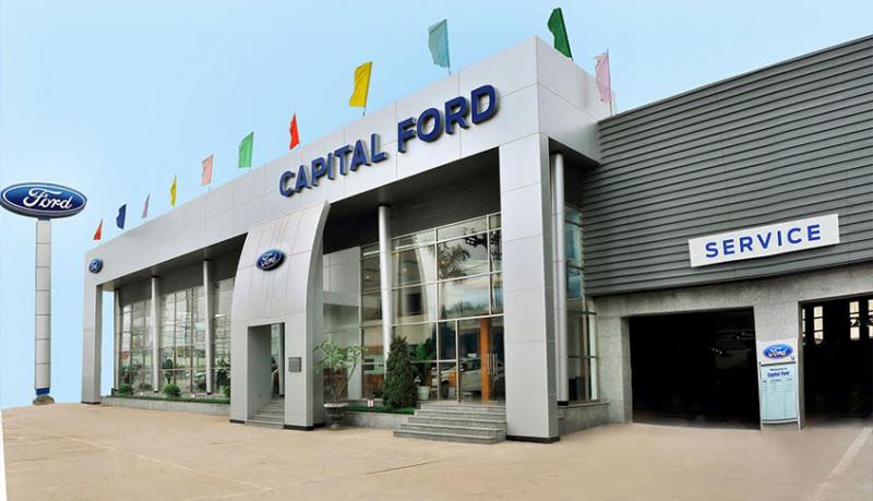 Capital Ford (Ford Thủ Đô)