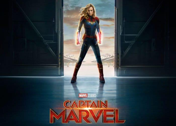 Captain Marvel - 08/03/2019
