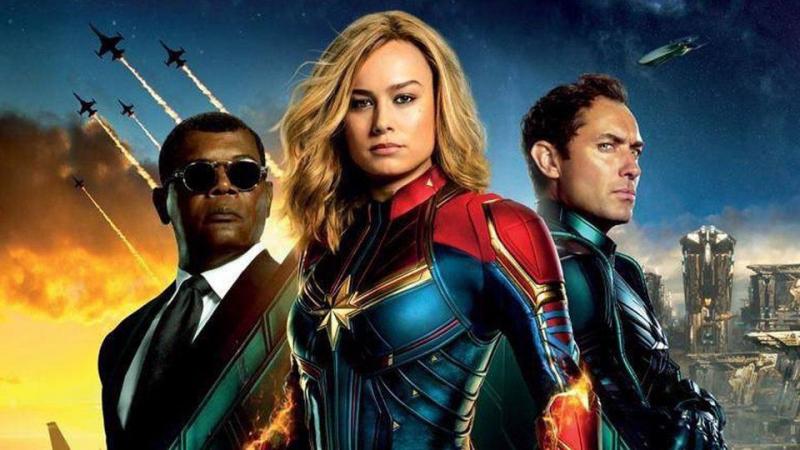 Phim Captain Marvel
