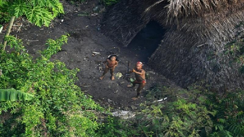 Hình ảnh bộ tộc Carabayo