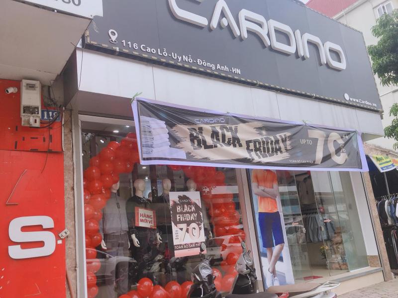 Cardino Store - Đông Anh