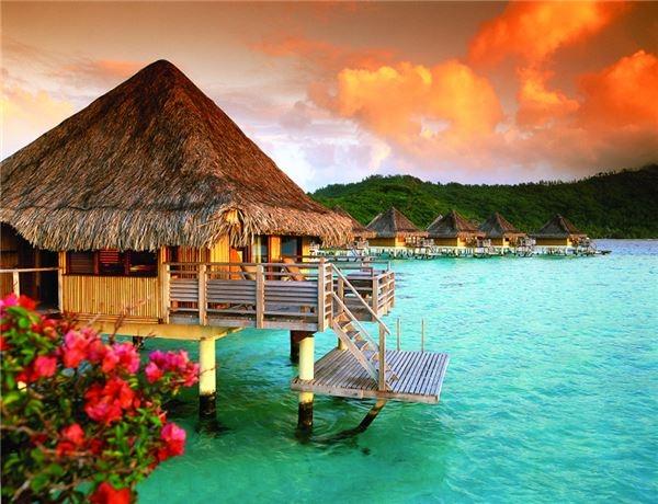 Caribbean – Thiên đường nghỉ dưỡng tiện nghi nhất thế giới